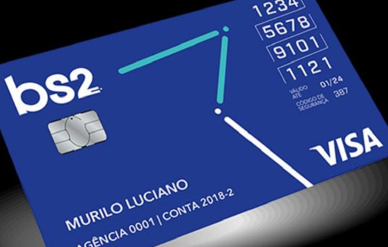 Banco BS2 - Benefícios e Como Obter o cartão de crédito