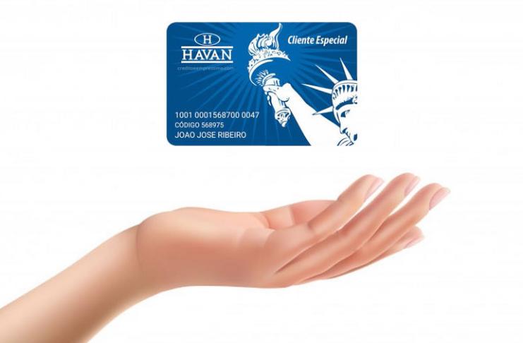Conheça os benefícios e como solicitar o cartão das lojas Havan