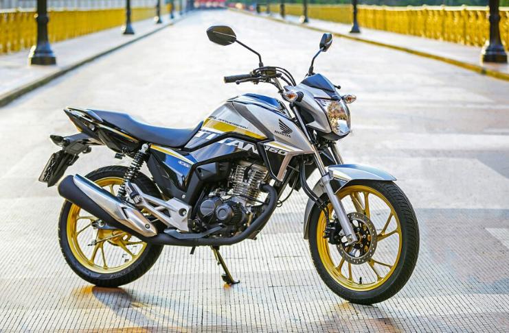 Honda CG 160 Titan 2020: Benefícios e simulação das parcelas