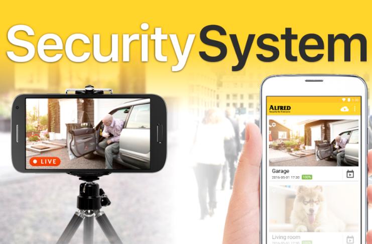Descubra como transformar celular velho em uma câmera de segurança