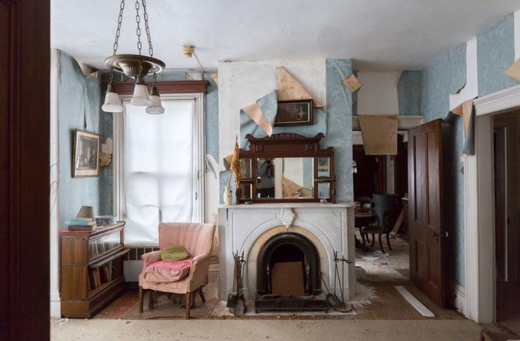 A casa que você está prestes a ver, demorou 40 anos para que alguém a notasse