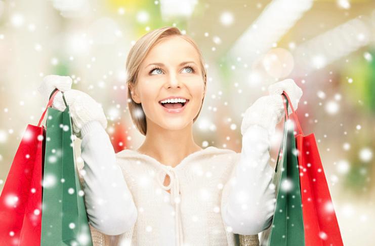 Como fazer compras de Natal com segurança?