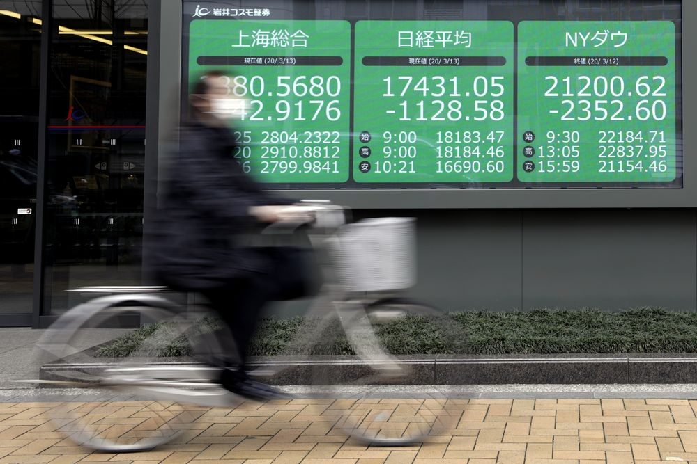 Investidores apostam que a recuperação econômica não provocará um salto na inflação