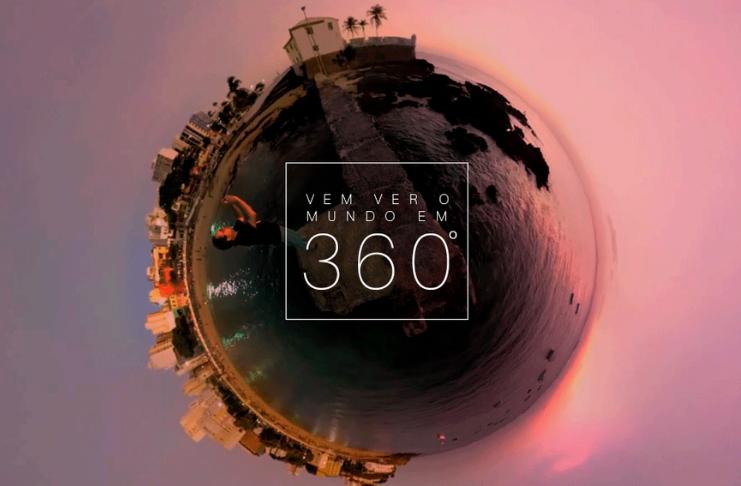 Faça um tour virtual pelos parques e locais mais incríveis do mundo