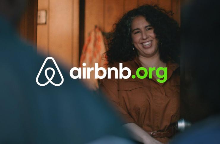 Airbnb lança organização sem fins lucrativos para hospedar pessoas em tempos de crise